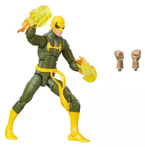 Железный Кулак - Iron Fist