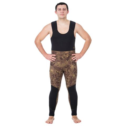 Гидрокостюм Marlin Skilur 2.0 Oliva 10 мм штаны – 88003332291 изображение 4