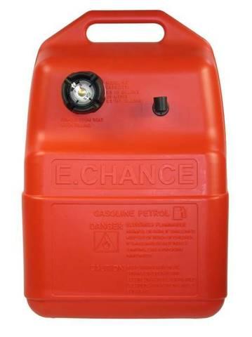 Бак топливный E.Chance 25 л. с указателем уровня, без переходника