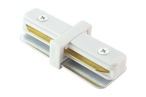 Коннектор I-образный для шинопровода TLC-01-WH-I, белый, TDM
