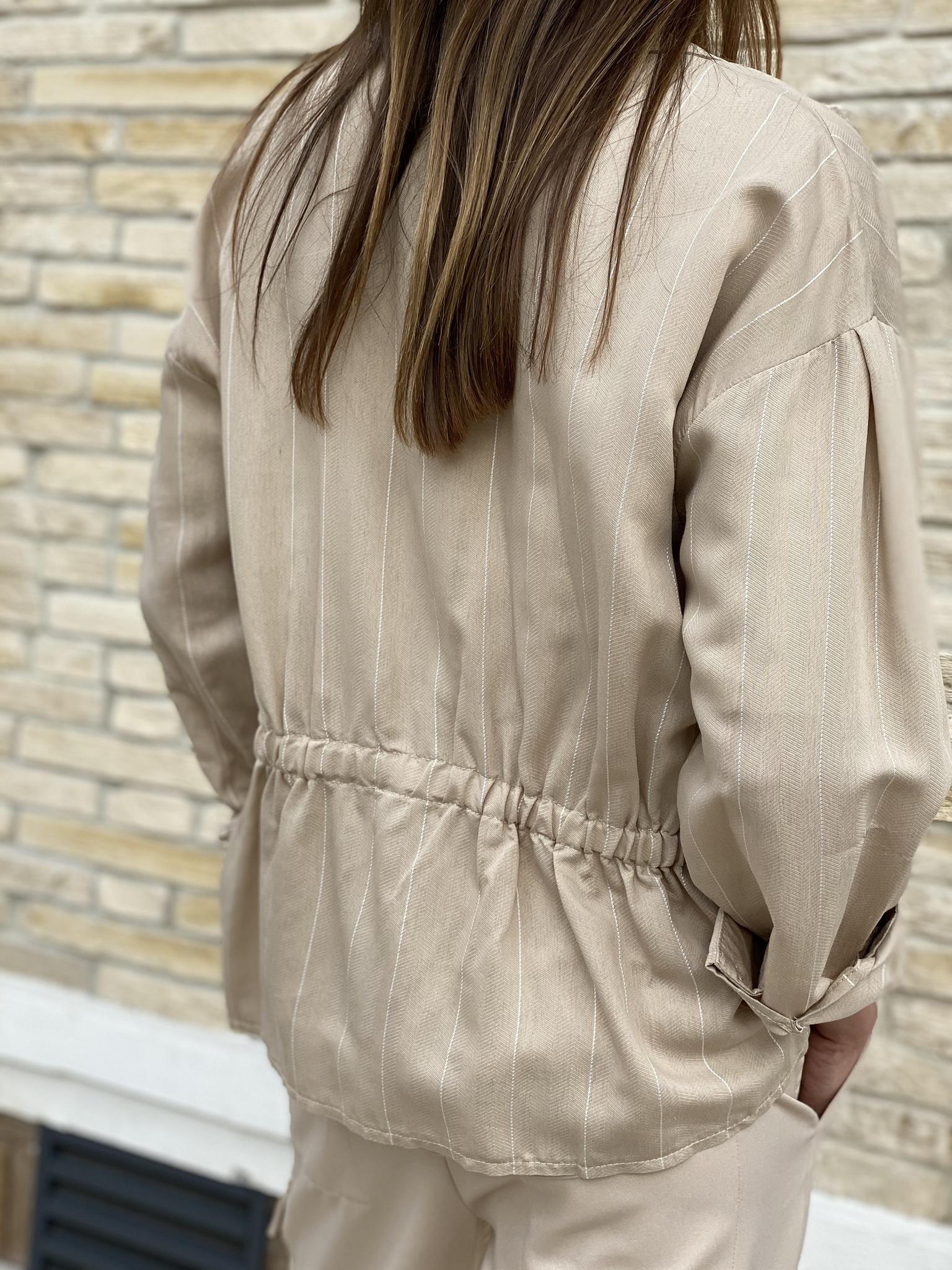 Рубашка, WIYA, C10451 (бежевый)