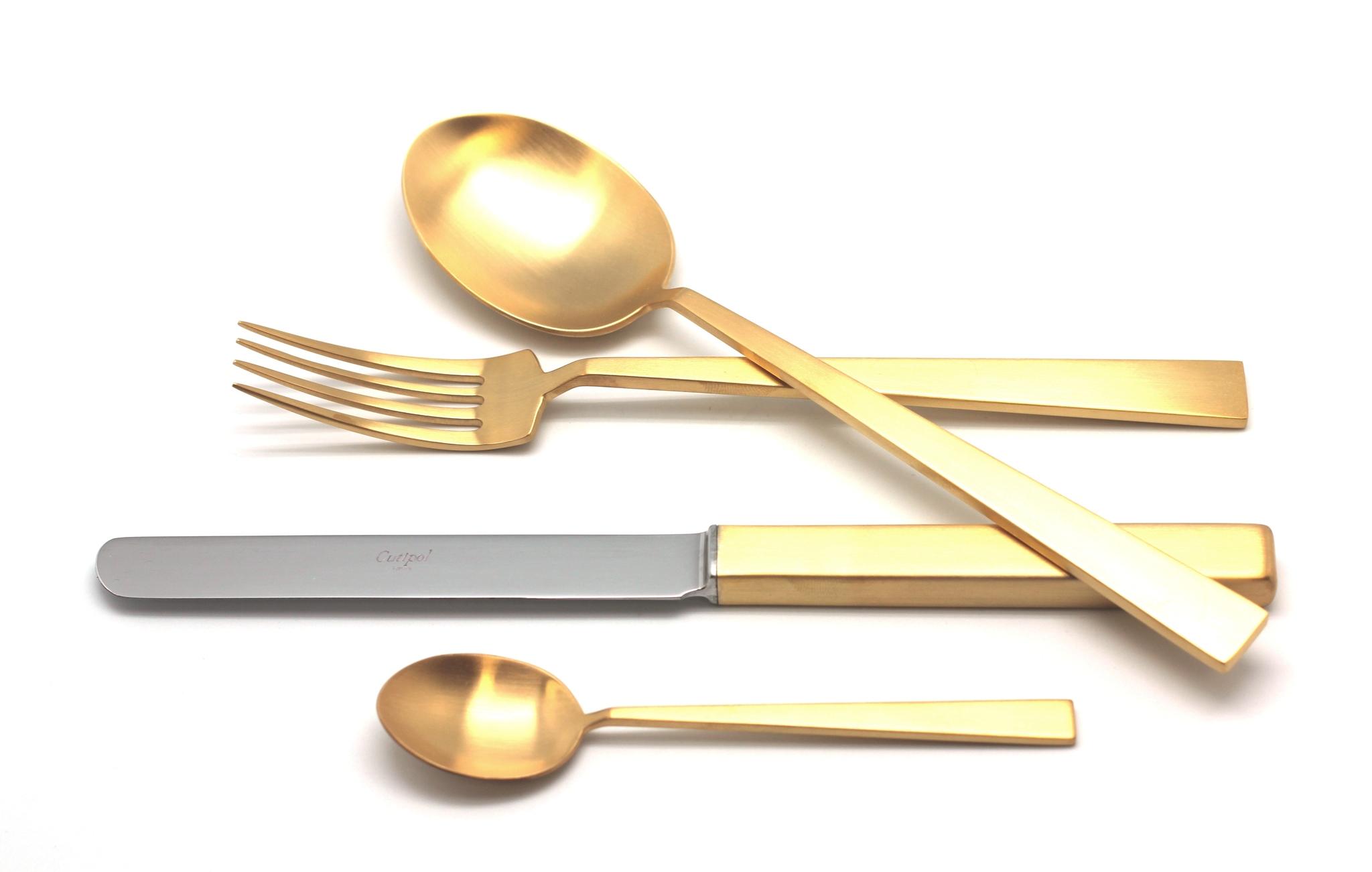 Набор 72 пр BAUHAUS GOLD, артикул 9322-72, производитель - Cutipol
