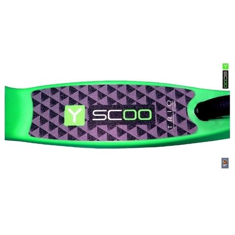 Трехколесный самокат Y-SCOO RT TRIO 120