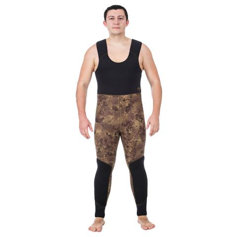 Гидрокостюм Marlin Skilur 2.0 Oliva 10 мм штаны – 88003332291 изображение 5