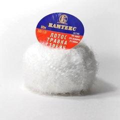 лотос-травка-стрейч-002-белый