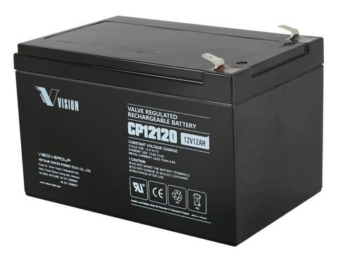Аккумулятор VISION CP12120