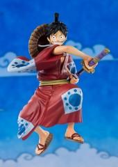 Фигурка Figuarts ZERO - One Piece Monkey D Luffy Luffytaro (Wano Country Arc)  || Луффи
