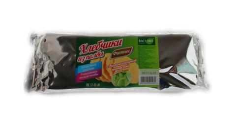 Хлебчики из полбы с белокочанной капустой, 70 гр. (ВАСТЭКО)