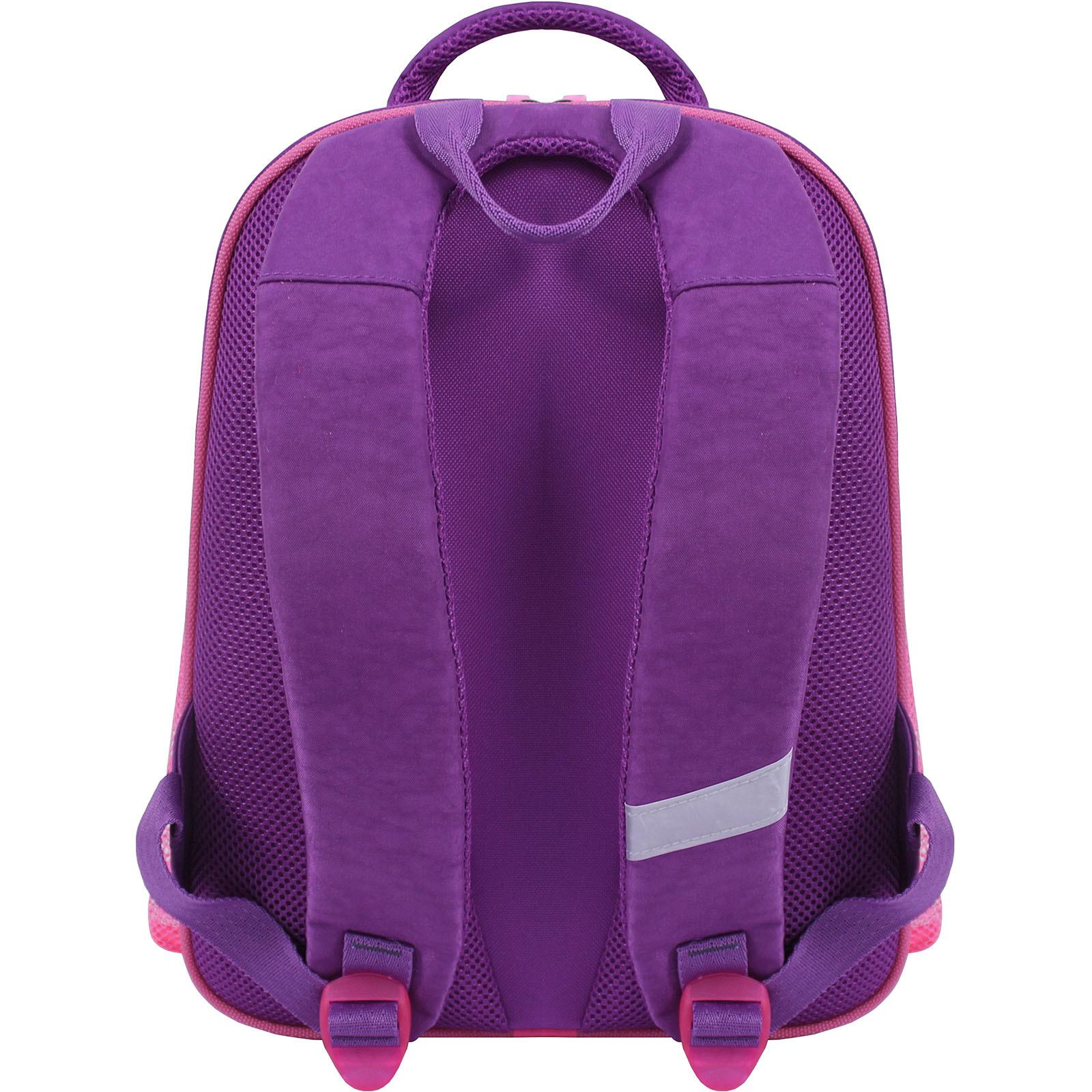 Рюкзак школьный Bagland Отличник 20 л. 339 фиолетовый 502 (0058070) фото 3