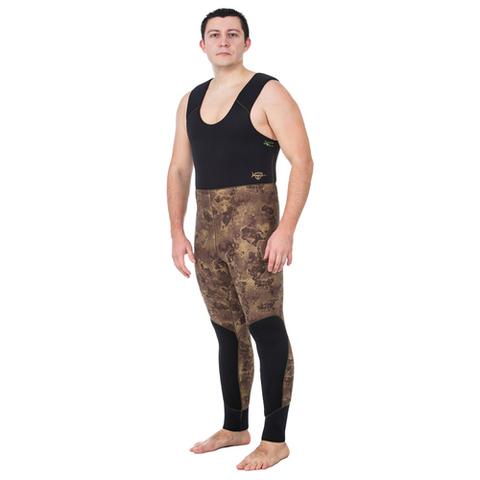 Гидрокостюм Marlin Skilur 2.0 Oliva 10 мм штаны – 88003332291 изображение 6