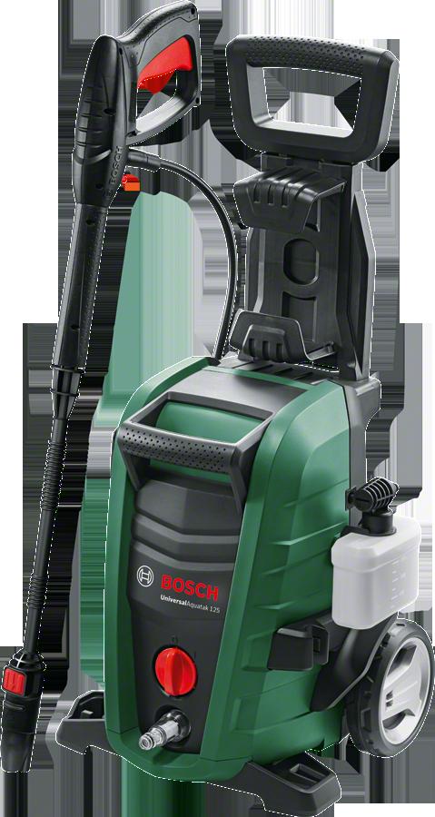 Очиститель высокого давления Bosch UniversalAquatak 125