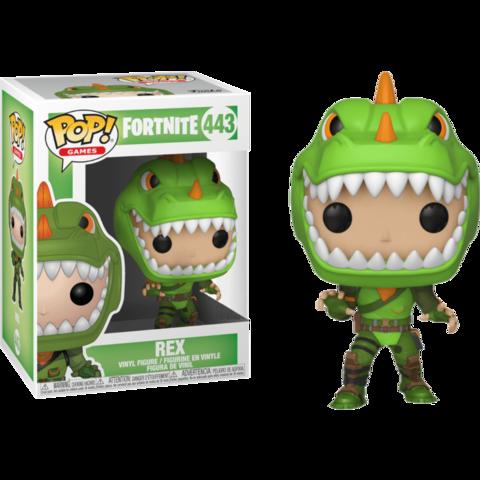 Фигурка Funko Pop! Games: Fortnite - Rex