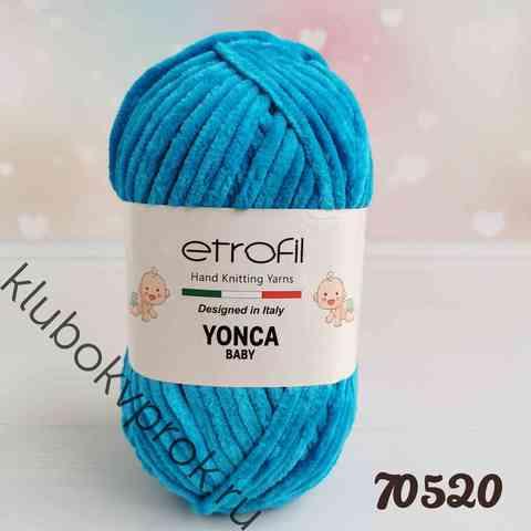 ETROFIL YONCA BABY 70520, Темная бирюза