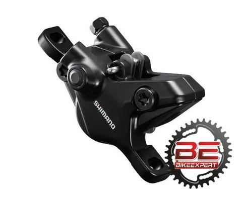 Калипер гидравлического тормоза Shimano MT410 черный
