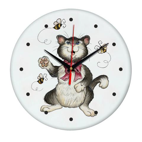 Сувенир и подарок часы cats0091
