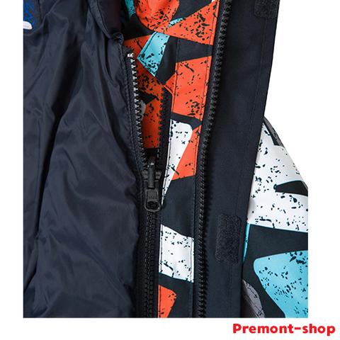 Фиксация куртки Premont Краски Сент-Джонс 3 в 1
