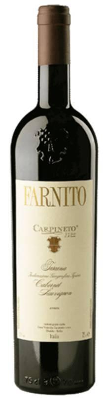 Farnito Cabernet Sauvignon Toscana IGT