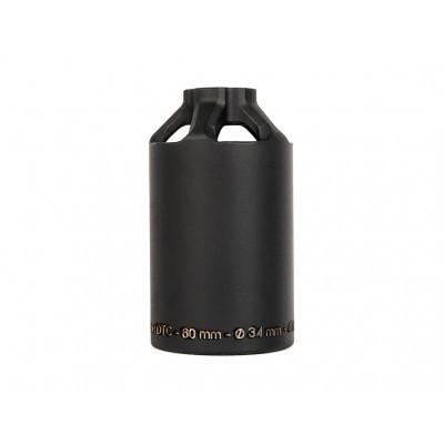 Пега для самоката ETHIC Steel Pegs 60mm (Black)