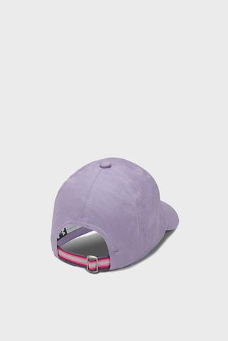 Детская фиолетовая кепка Girls Patch Armour Cap Under Armour