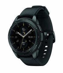 Часы Samsung Galaxy Watch (42 mm) R810 Midnight Black (Черные)