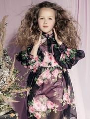 Платье Цветочный сад New