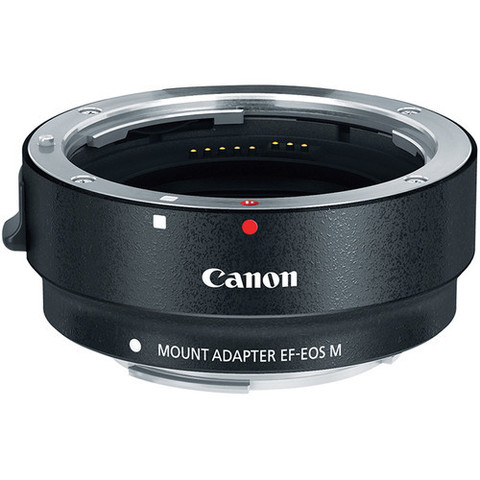 Переходное кольцо (адаптер) Canon Mount Adapter EF-EOS M