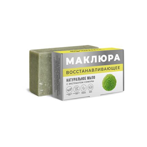МДП Твердое мыло с софорой Восстанавливающее, 100г