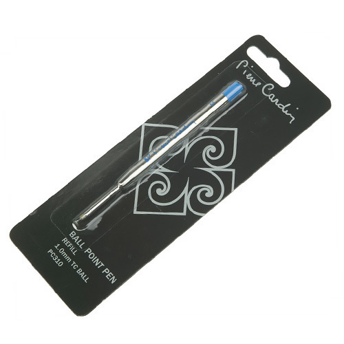 Pierre Cardin Стержень для шариковой ручки класса Luxe и Business , синий, M