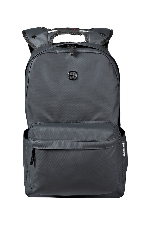 Рюкзак WENGER Photon с водоотталкивающим покрытием, цвет чёрный, отделение для ноутбука 14