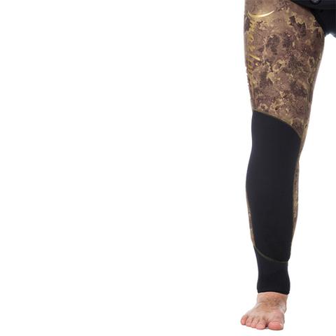 Гидрокостюм Marlin Skilur 2.0 Oliva 10 мм штаны – 88003332291 изображение 9