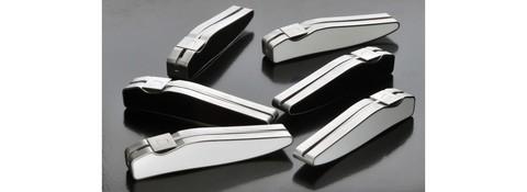 Нож складной Alain Delon 11 см, Forge de Laguiole, дизайн ORA ITO ORAITO AD N