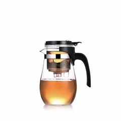 6534 FISSMAN Чайник заварочный 900мл GUNFU (стекло)