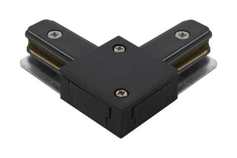 Коннектор L-образный для шинопровода TLC-01-BL-L, черный, TDM