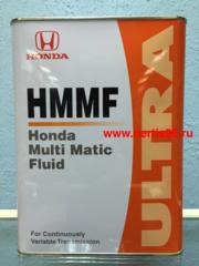 Трансмиссионное масло Honda ULTRA HMMF 4 л