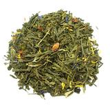 Чай клубника со сливками вид-3