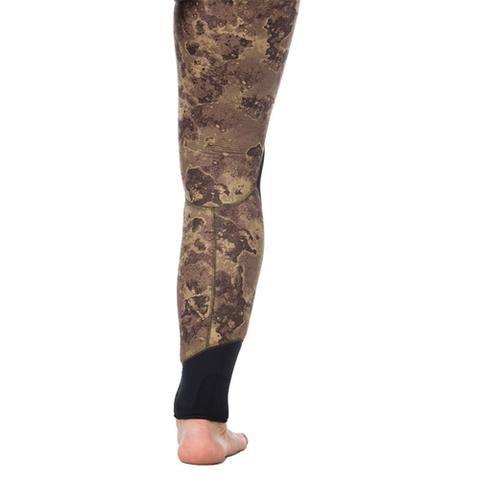 Гидрокостюм Marlin Skilur 2.0 Oliva 10 мм штаны – 88003332291 изображение 10