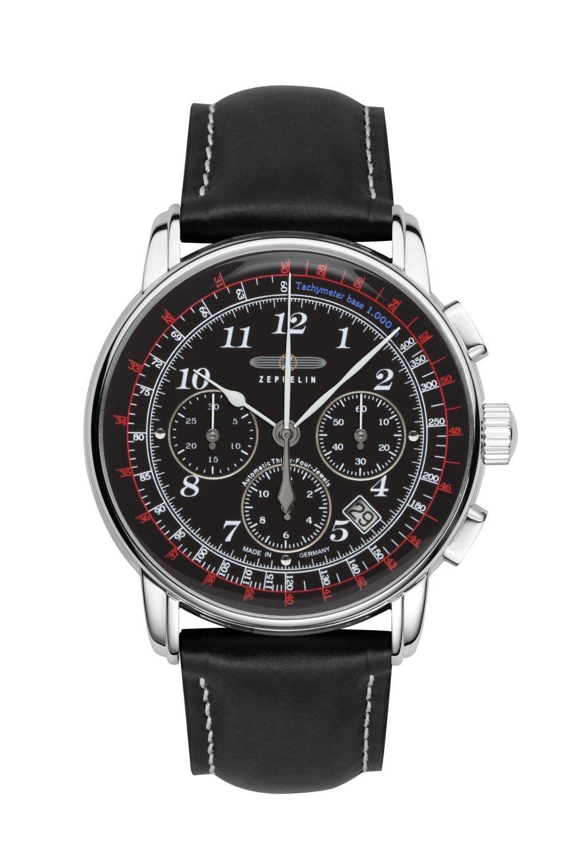 Мужские часы Zeppelin LZ126 Los Angeles Chronograph 76242