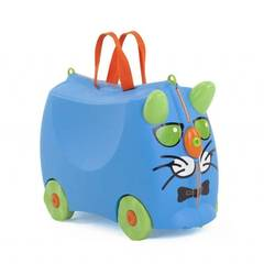 Детский чемодан на колесах Флоппи