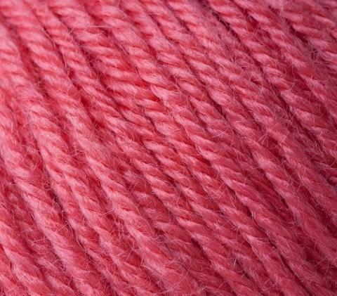 Пряжа Gazzal Baby Wool коралл 819