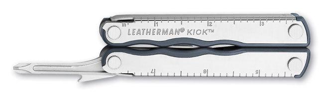 Мультитул Leatherman Kick кожаный чехол