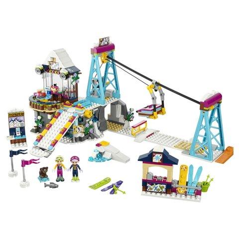 LEGO Friends: Горнолыжный курорт: Подъёмник 41324 — Snow Resort Ski Lift — Лего Френдз Друзья Подружки