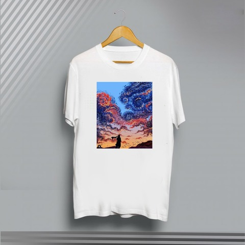 Van Qoq t-shirt 3