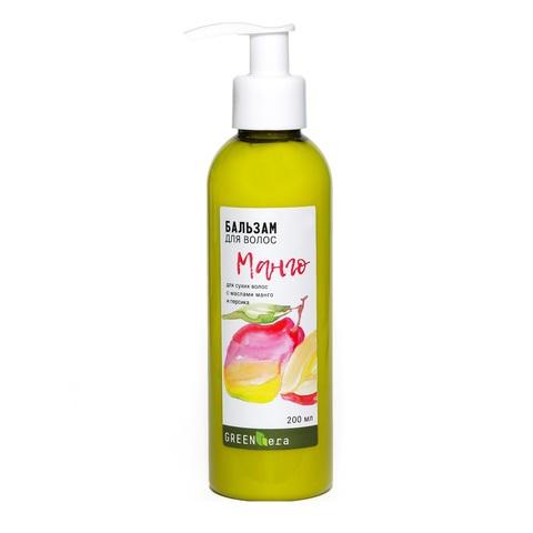Бальзам для волос Манго для сухих волос | Green Era