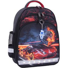 Рюкзак школьный Bagland Mouse черный 57м (00513702)
