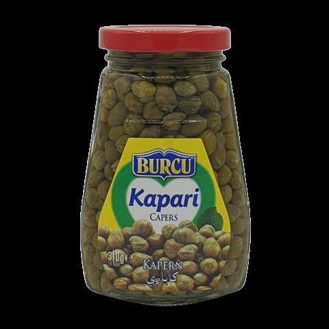 Каперсы консервированные BURCU, 310 гр