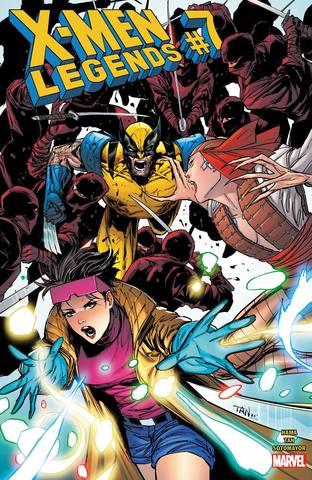X-Men Legends #7 Cover A