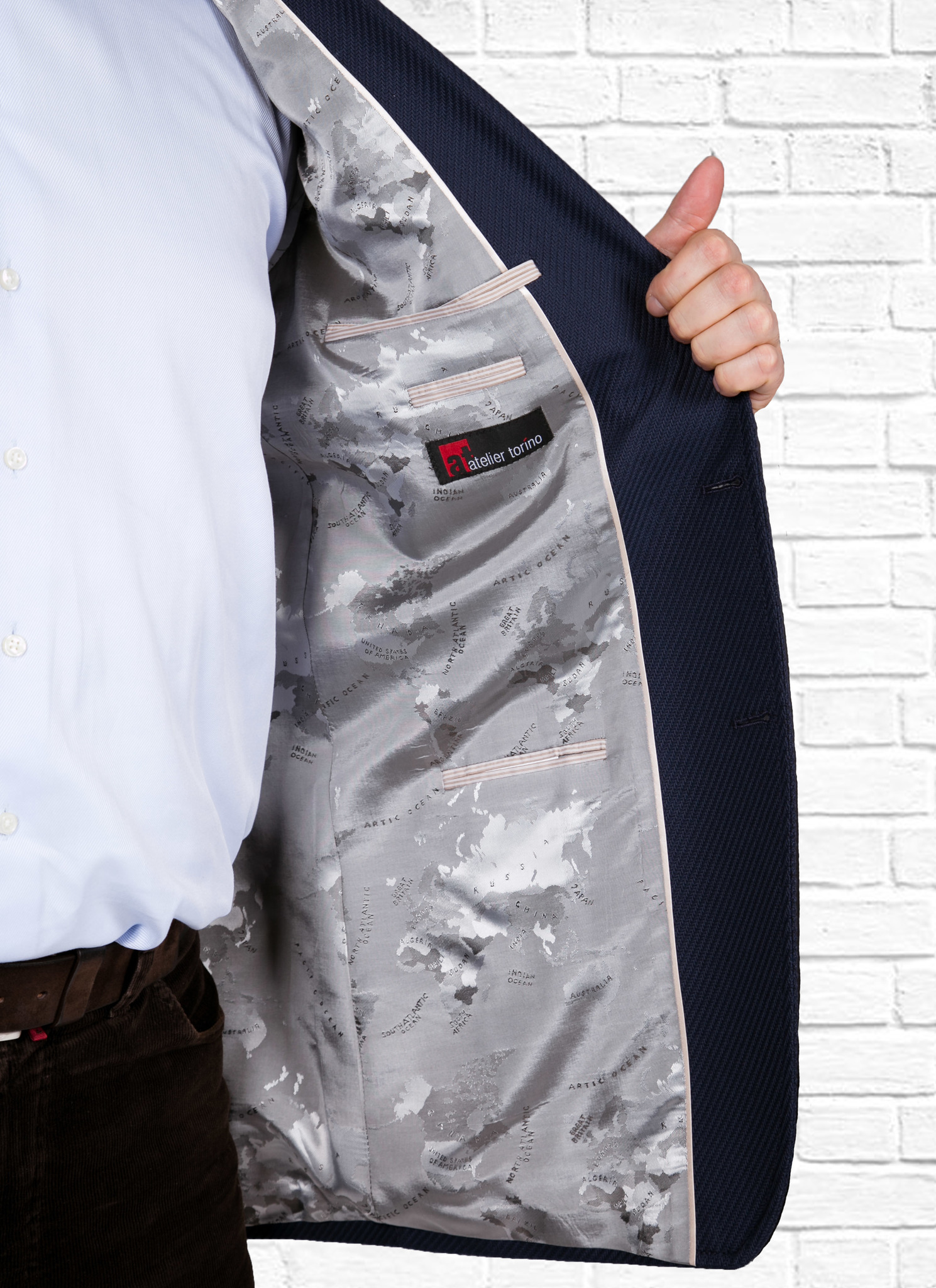 Пиджак Atelier Torino VitoSS-261220/30 JCT XL