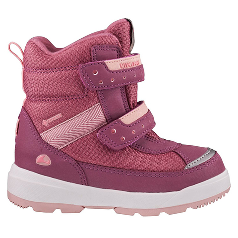 Ботинки Viking Play II R GTX Light Pink/Dark Pink