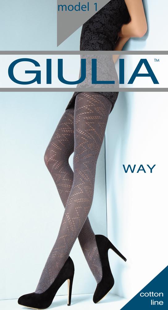 Колготки Giulia Way 01