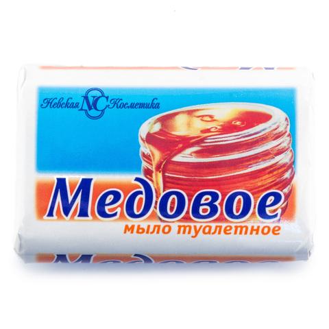 """Мыло """"Невская косметика"""" Медовое 90г"""
